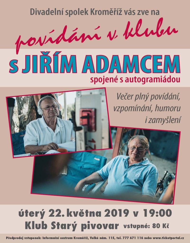 Plakat Adamec