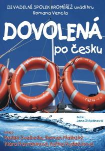 Dovolená po Česku-plakát