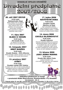 plakat predplatne 07-08