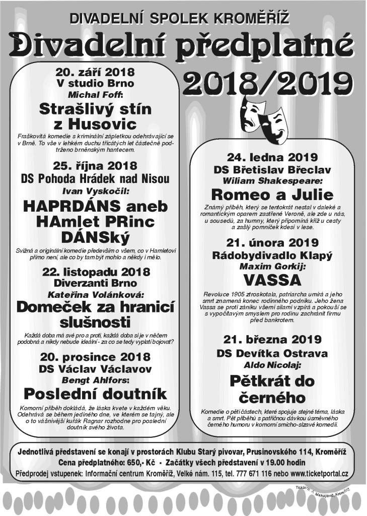plakat predplatne 2018-19